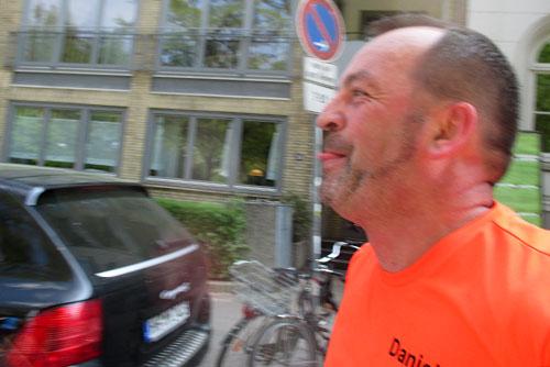 Laufblogger beim Hamburg-Marathon