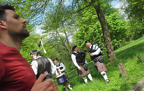 Schottische Musiker