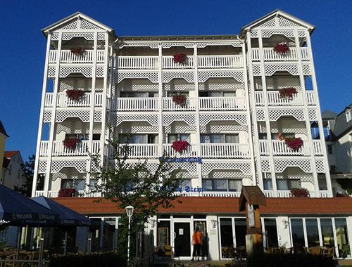 Hotel an der Promenade in Bansin