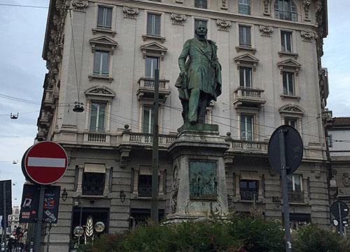 Denkmal Carlo Cattaneo
