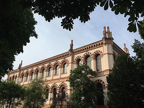 Naturkundemuseum (Museo Civico di Storia Naturale)