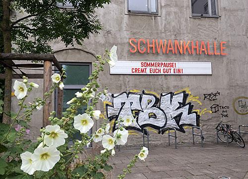 Schwankhalle in der Bremer Neustadt