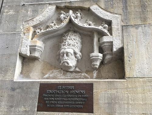 Figur St. Petrus