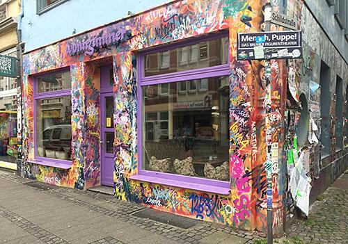 """Bar """"Wohnzimmer"""" im Bremer Viertel"""