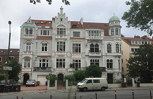 Prächtiges Haus am Osterdeich
