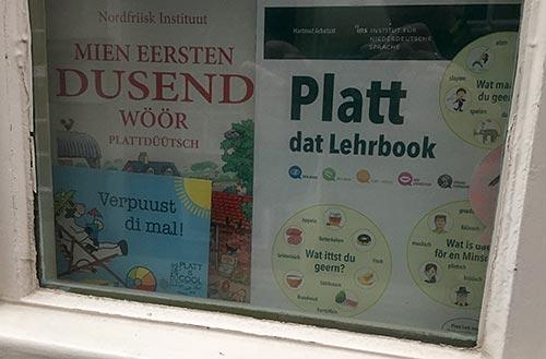 Plattdeutsch Lehrbücher