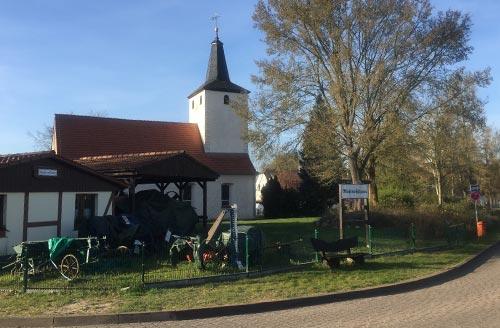 Kirche in Diedersdorf