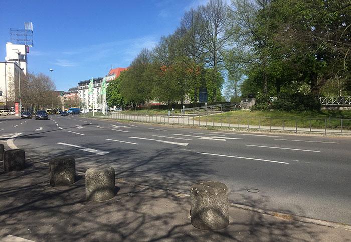 Am Theodor-Heuss-Platz