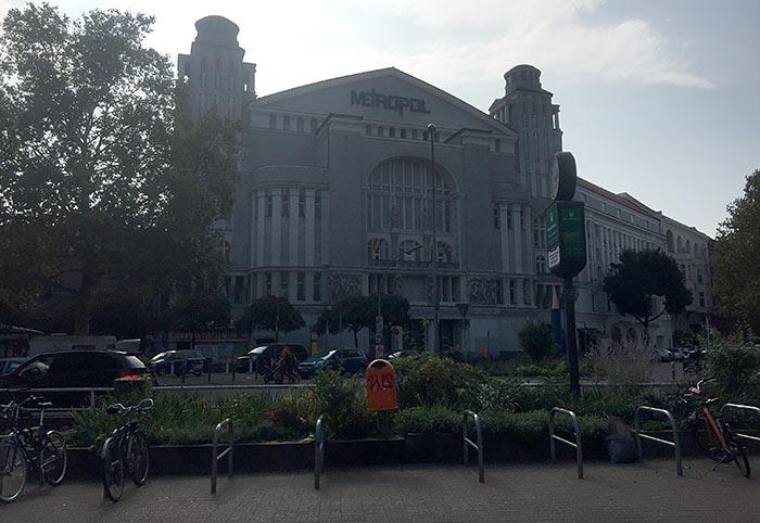 "Gebäude ""Metropol"" am Nollendorfplatz"